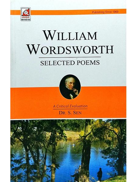 William Wordsworth Selected Poems By Dr S Sen-(English)
