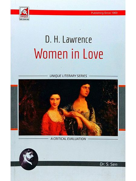 D H Lawrence - Women In Love By Dr S Sen-(English)