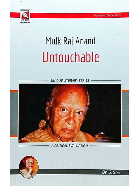 Untouchable By Dr S Sen-(English)