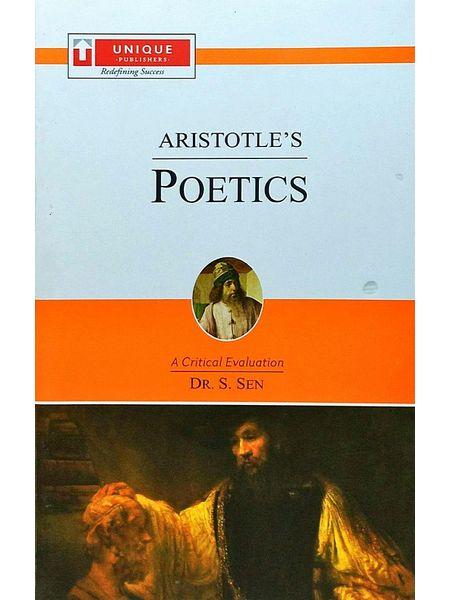 Aristotle Poetics By Dr S Sen-(English)