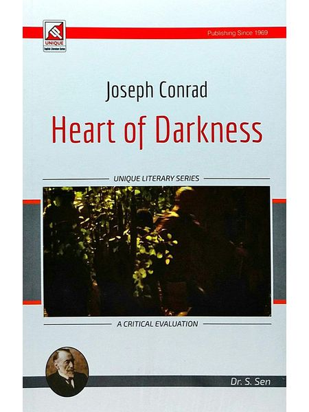 Joseph Conard Heart Of Darkness By Dr S Sen-(English)