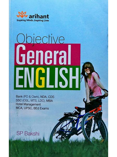Objective General English By S P Bakshi-(English)
