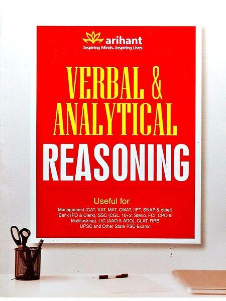 Verbal & Analytical Reasoning By Bs Sijwali, Indu Sijwali-(English)