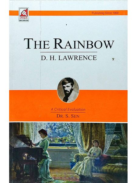 D H Lawrence Rainbow By Dr S Sen-(English)