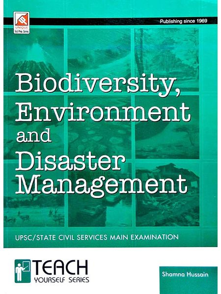 Biodiversity, Environment And Disaster Management By Shamna Hussain-(English)