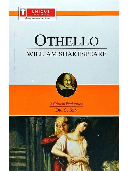 William Shakespeare Othello By Dr S Sen-(English)
