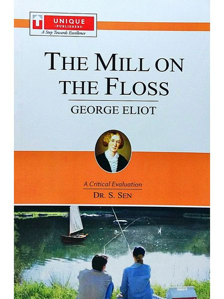 The Mill On The Floss By Dr S Sen-(English)