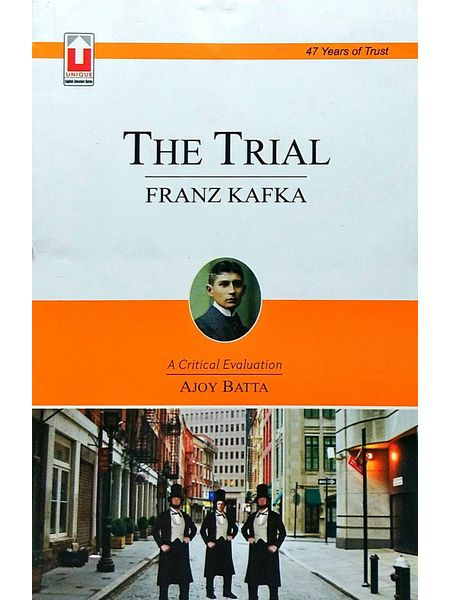 The Trial By Dr S Sen-(English)