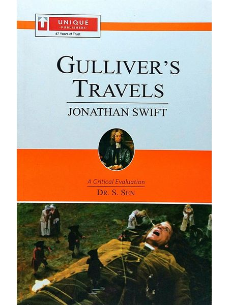 Gulliver S Travels By Dr S Sen-(English)