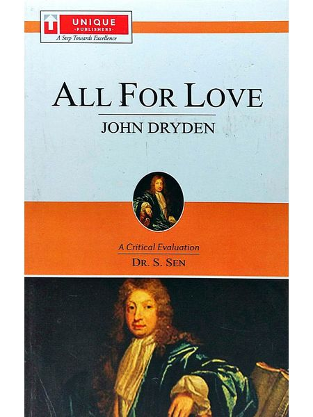 All For Love By Dr S Sen-(English)
