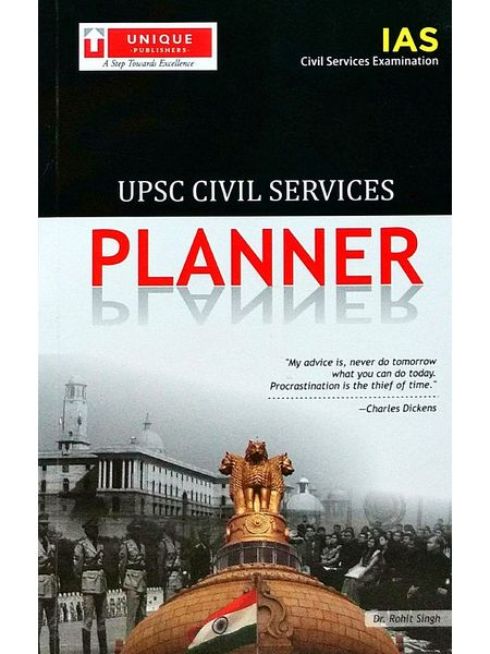 Upsc Exam Planner By Dr Rohit Singh-(English)
