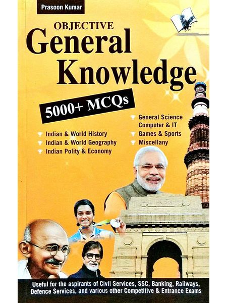 Objective General Knowledge By Prasoon Kumar-(English)
