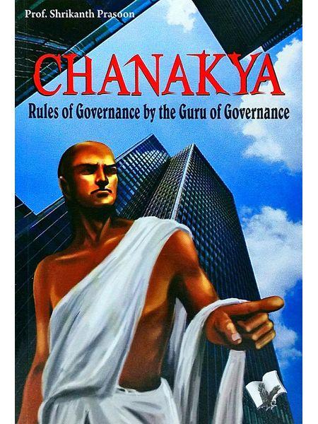Chanakya By Prof Shrikant Prasoon-(English)