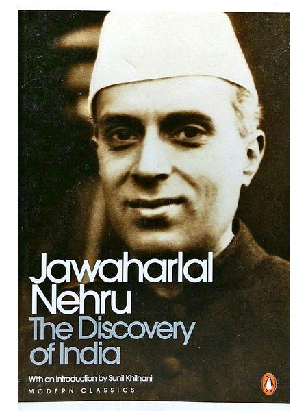 The Discovery Of India By Jawaharlal Neharu-(English)