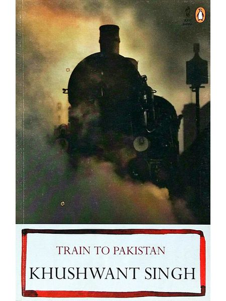 Train To Pakistan By Khushwant Singh-(English)