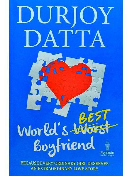 World'S Best Boyfriend By Durjoy Datta-(English)