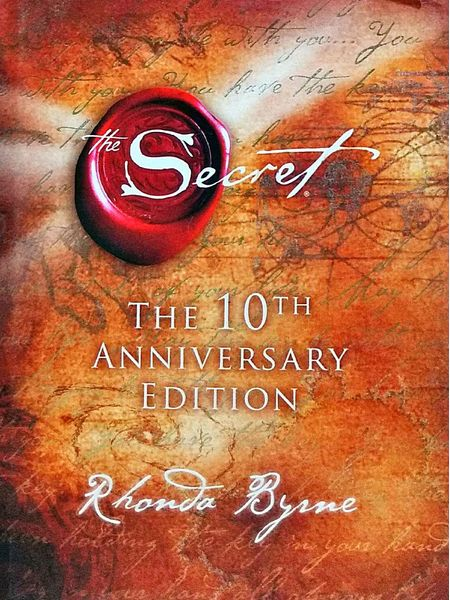 The Secret By Rhonda Byrne-(English)