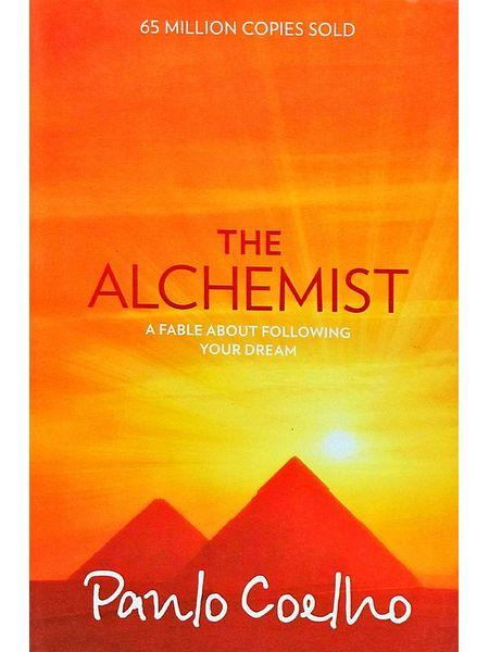 The Alchemist By Paulo Coelho-(English)