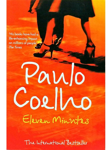 Eleven Minutes By Paulo Coelho-(English)