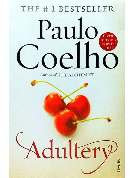 Adultery By Paulo Coelho-(English)
