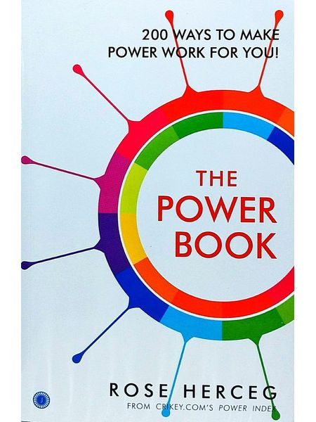 The Power Book By Rose Herceg-(English)