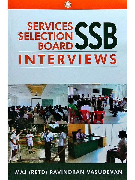 Services Selection Board Ssb Interviews By Ravindran Vasudevan-(English)