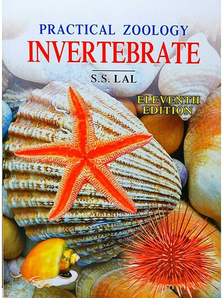 Practical Zoology Invertebrate By S S Lal-(English)