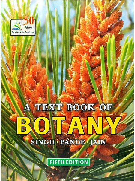 A Text Book Of Botany By Singh, Pande, Jain-(English)