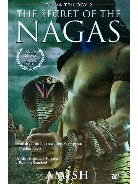 Secret Of The Nagas By Amish Tripathi-(English)