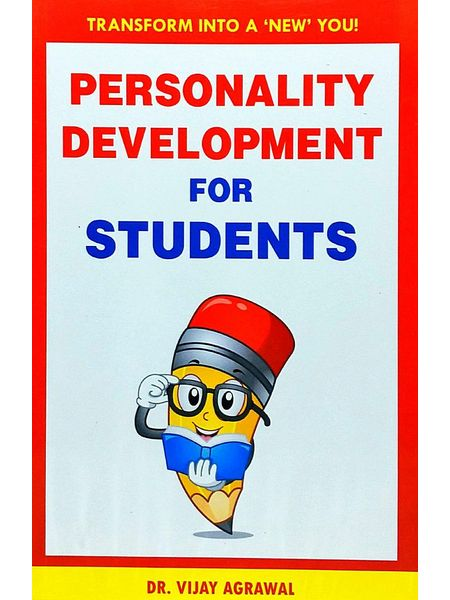 Personality Development For Students By Dr Vijay Agrawal-(Hindi)