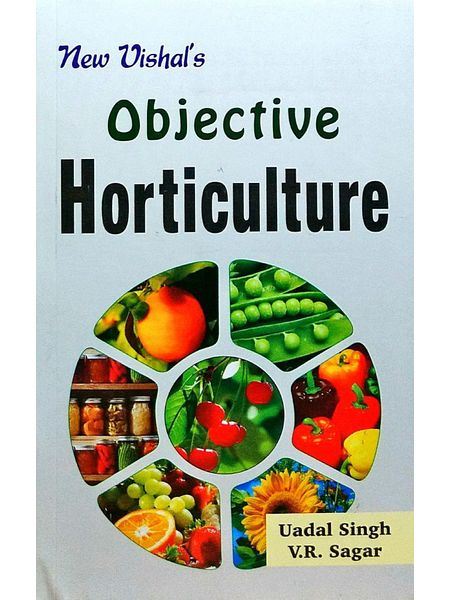 Objective Horticulture By Uadal Singh, Vr Sagar-(English)