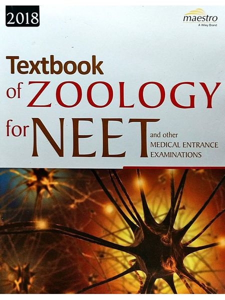 Textbook Of Zoology For Neet And Other Medical Entrance Examinations 2018 By Editorial Team-(English)