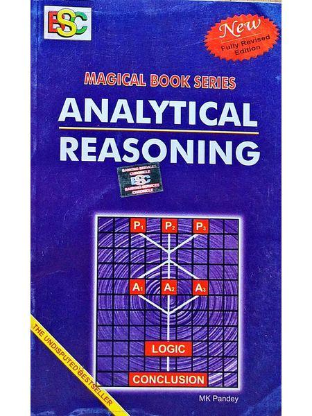 Magical Book Series Analytical Reasoning By Mk Pandey-(English)