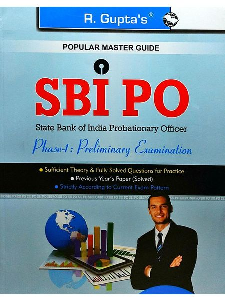 Sbi Po Phase 1 Preliminary Examination Guide By Rph Editorial Board-(English)