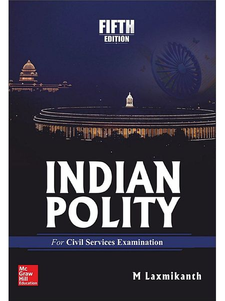 Indian Polity By M Laxmikanth-(English)