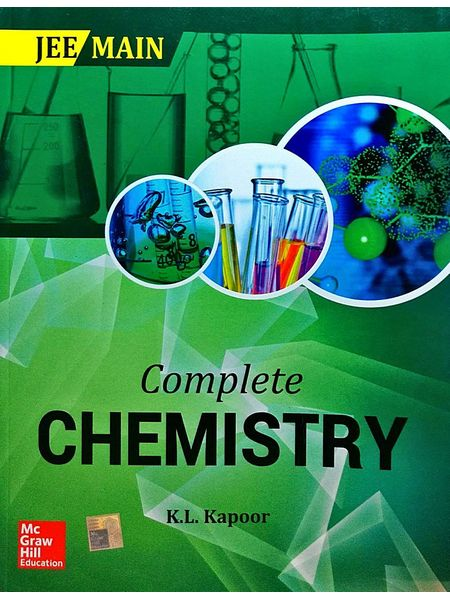 Jee Main Complete Chemistry By K L Kapoor-(English)