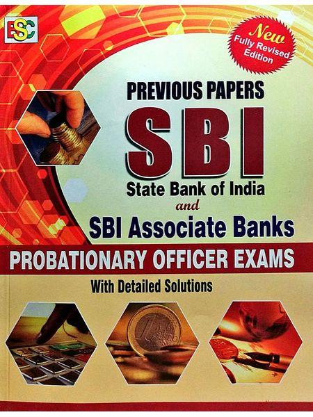 Sbi & Sbi Associate Banks Previous Papers By K Kundan-(English)