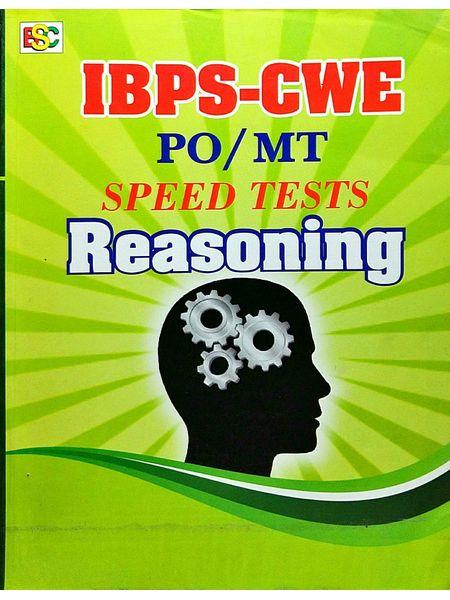 Ibps-Cwe Po/Mt Speed Test Reasoning By K Kundan-(English)