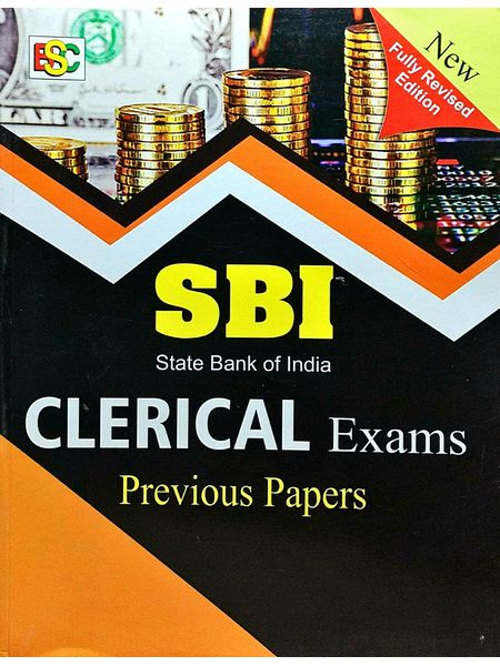 Sbi Clerical Exams Previous Papers By K Kundan-(English)