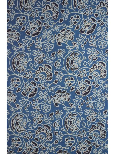 Pure Cotton Ajrakh Fabric (Only 2.5 meters available, price stated is for 2.5 meters, quantity 1 is equal to 2.5 meters, choosing quantity 1 will make you buy a piece of 2.5 meters.)