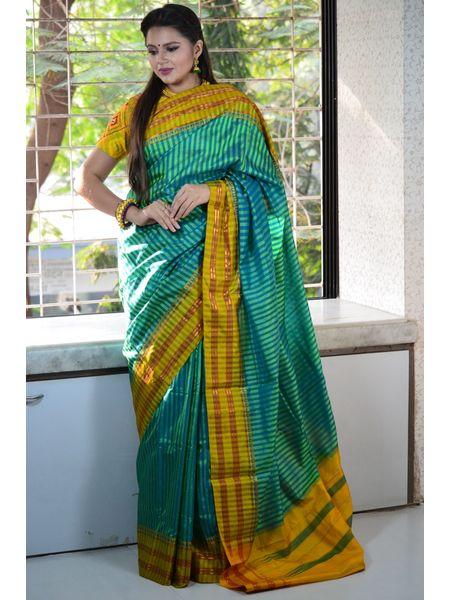 Pure Silk Narayan Peth Saree
