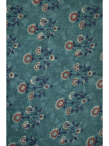 Rayon Based Cotton Printed Fabric ( To Buy A Quantity Of 1.5,2.5,3.5 Please Call Us At 9930655009)