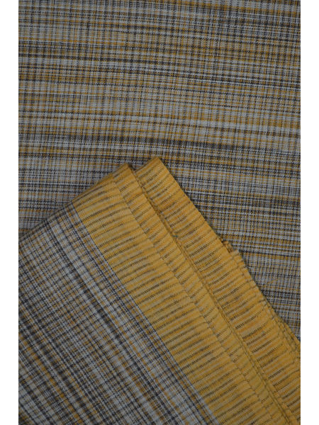 Completely Handwoven Organic Khadi Cotton Gamcha Fabric ( TO BUY A QUANTITY OF 1.5,2.5,3.5 PLEASE CALL US AT 9930655009)