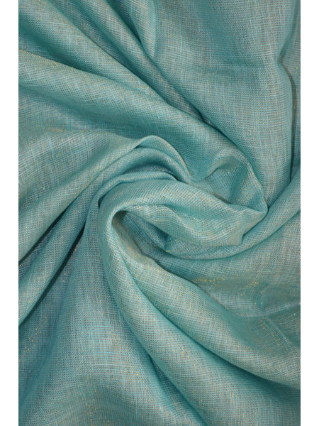 Pure Linen Zari Based Fabric (  ( ONLY 2 METERS AVAILABLE, PRICE IS STATED FOR 2 METERS OF FABRIC, QUANTITY 1 IS EQUAL TO 2 METERS. CHOOSING QUANTITY 1 WILL MAKE YOU BUY A PIECE OF 2 METERS)