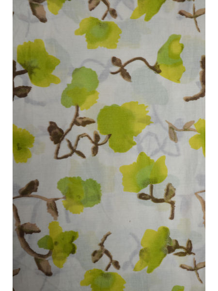Mulmul Based Cotton Printed Fabric ( To Buy A Quantity Of 1.5,2.5,3.5 Please Call Us At 9930655009)