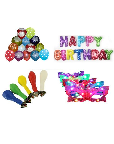 Birthday Combo Deal - 4 Party Products
