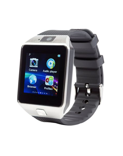 Touch Screen Smart Watch with Phone, Camera, Bluetooth