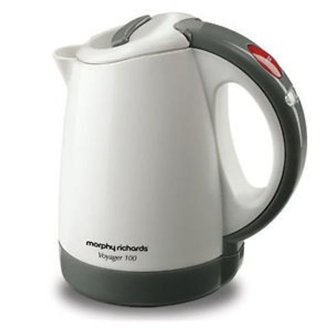 Morphy Richards - Voyager 100 Electric Kettle 0.5 L