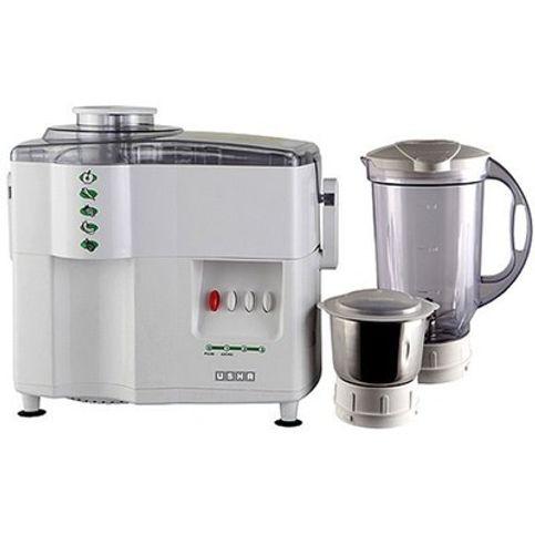USHA JMG 2744 450 W Juicer Mixer Grinder