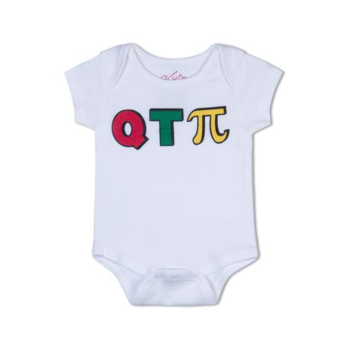 Cutie Pie  - Organic cotton romper